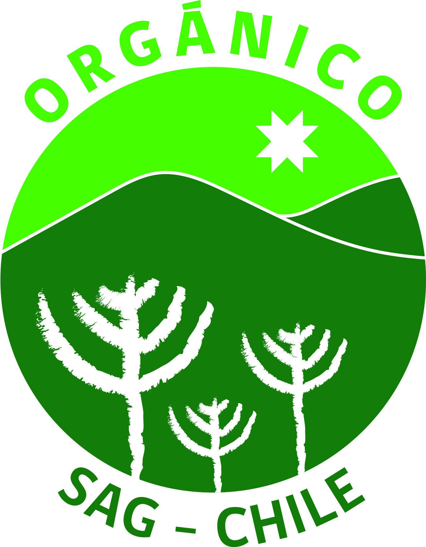 Orgánico SAG-Chile logo